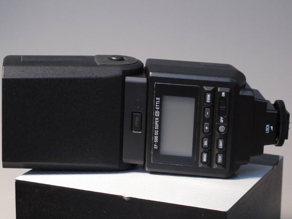 SIGMA EF-500 DG SUPER Electronic Flash for CANON