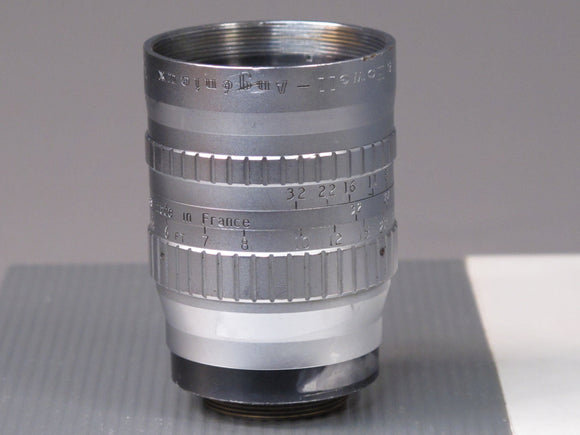 Bell & Howell Angénieux 3 inch f2.5 C mount Cine Lens