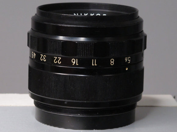 Nikon EL-NIKKOR 210mm f5.6 Enlarger Lens