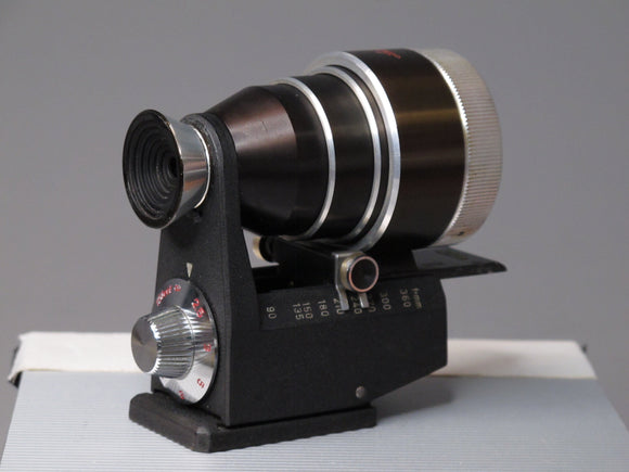 LINHOF-UNIVERSALSUCHER-TECHNIKA 90-360mm Large 4X5 Format Viewfinder