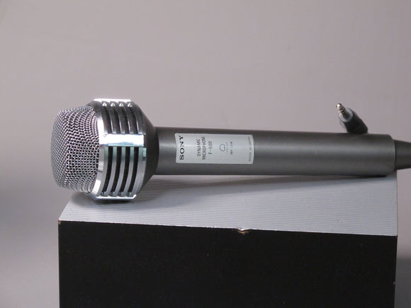 Sony f-500 1979 Directional Dynamic Microphone