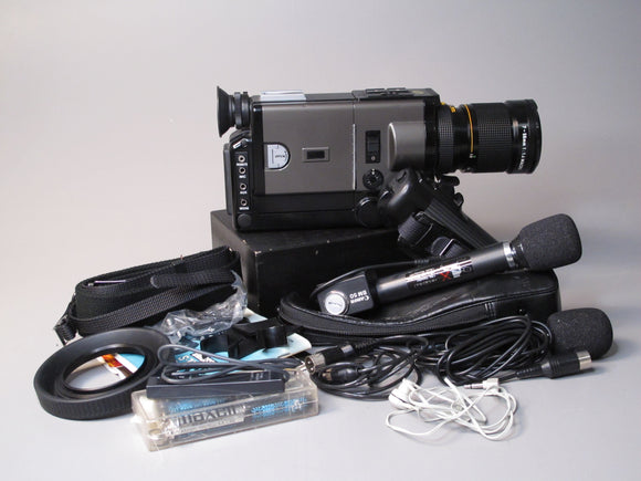 Canon 814XL-S CANOSOUND 8mm Movie Camera