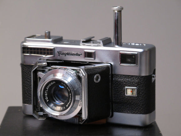 Voigtländer VITESSA Folding 35mm Rangefinder Camera