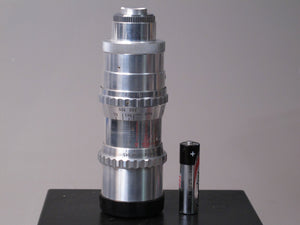 TELE-CINOR 145mm F4.5 SOM BERTHIOT Cine Lens in D Mount