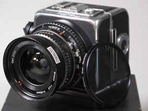 Hasselblad SUPER WIDE C Medium format camera with Zeiss 38mm f4.5 lens