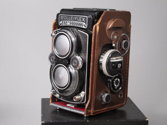 ROLLEIFLEX F series Medium Format TLR Camera