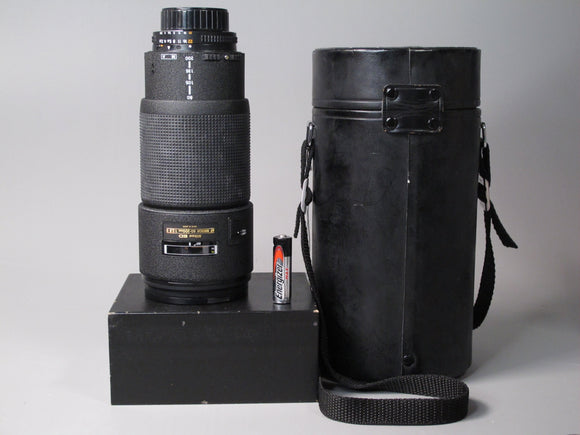 Nikon ED AF NIKKOR 80-200mm f2.8 D Digital Lens in Nikon Mount