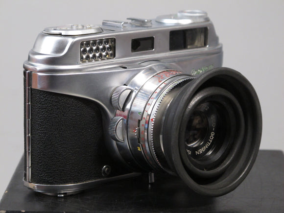 Arette ID 35mm Rangefinder Camera