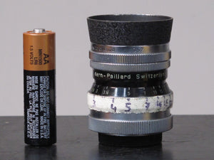 Kern-Paillard 25mm SWITAR H16 RX f1.4 Lens C Mount