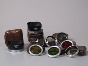 Rolleiflex TLR Filters and Accessories