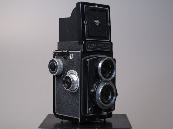 Rolleicord DBP DBGM TLR Medium Format Camera