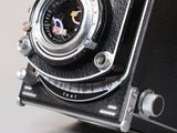 Minolta AUTOCORD TLR Medium Format Camera 75mm f3.5