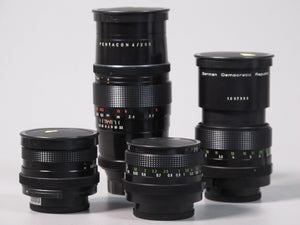 Pentacon Lens Bundle