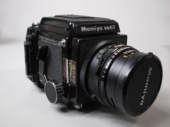 Mamiya RB67 Professional Medium Format Camera with 90mm f3.8 Lens