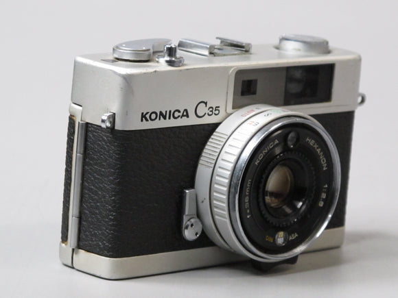 Konica C35 f2.8 Point&Shoot Camera