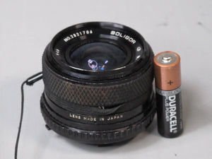 Soligor Wide-Auto f2.8 28mm Lens