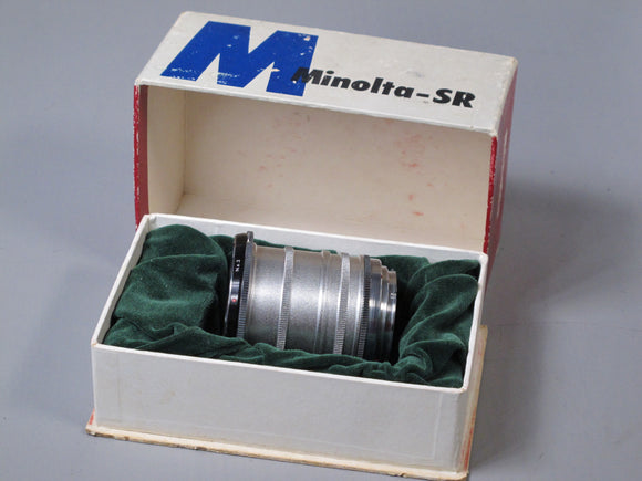 Minolta-SR Extension Tube