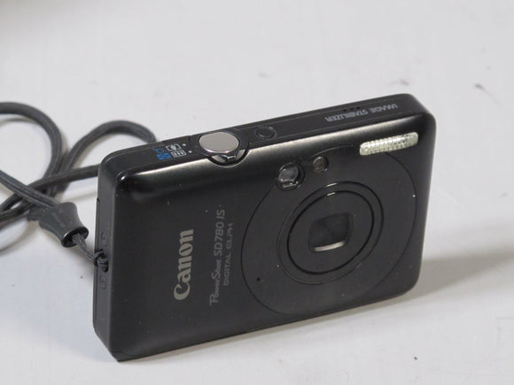 Canon Powershot SD870 IS Digital Camera ELPH 8MP