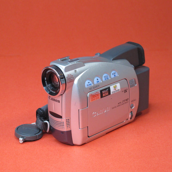 Canon ZR60 Mini DV