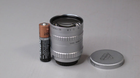 P. Angenieux 10mm f1.8 Retrofocus R21 Wide Angle C Mount Lens