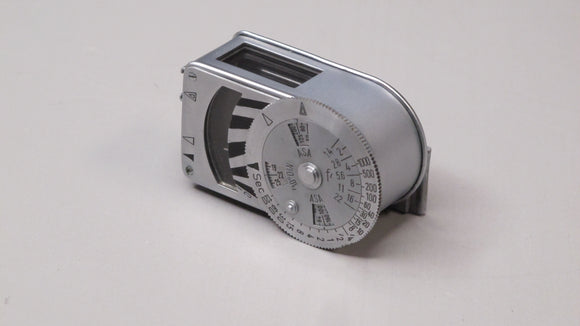 Leica lightmeter