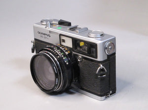 Olympus 35 SPn Camera with 42mm f1.7 Lens