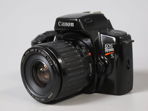 Canon EOS REBEL S 35mm Camera with 35-80mm f4-5.6 Canon EF Zoom Lens