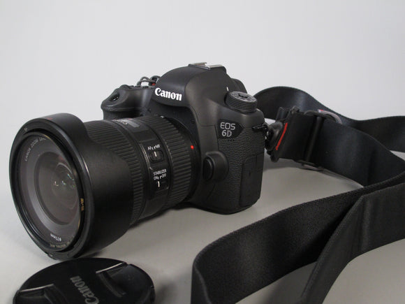 Canon EF 16-35mm f4 L Lens