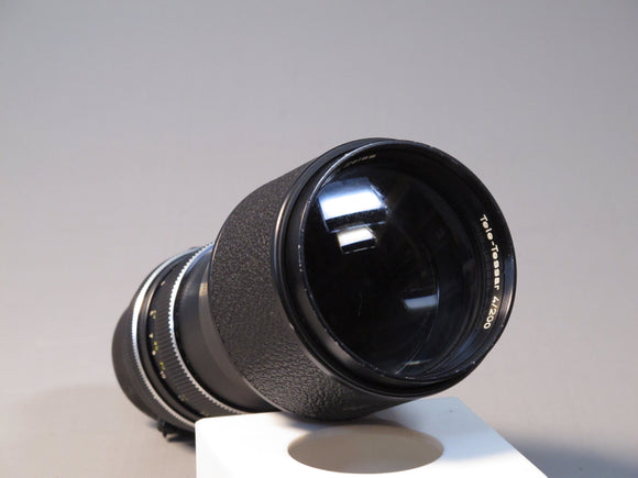 Carl Zeiss Tele-Tessar 200mm f4 Lens