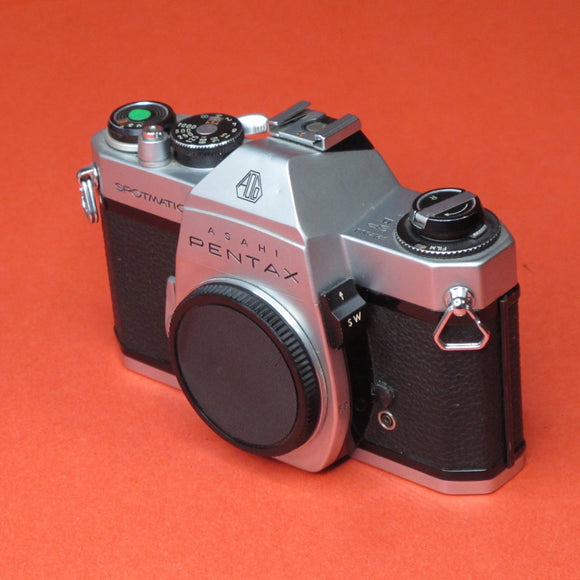 Asahi Pentax Spotmatic Body Only