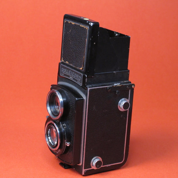 Rolleicord Compur Medium Format TLR Camera