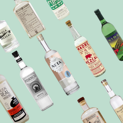 Bottoms Up! It's Mezcal Week 2020!
