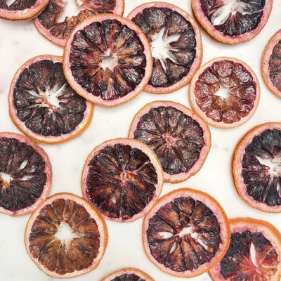 Pass the Salt Dehydrated Blood Oranges