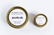 Flores Lane 8 oz. Candle