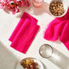 Pass the Salt Bright Pink Napkins Hosting Kit