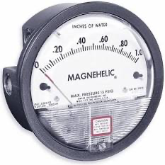 Dwyer 2000 Series Magnehelic Gauge