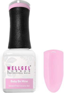 WellGel London Gel Nagellak, Be Mine 10 ml
