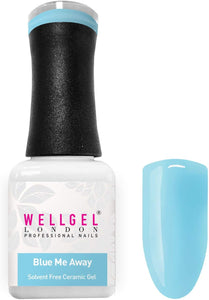WellGel London Gel Nagellak, Blue Me Away 10 ml