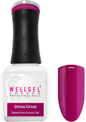 WellGel London Gel Nagellak, Circus Circus  10 ml