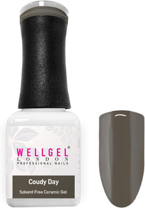 WellGel London Gel Nagellak, Cloudy Day 10 ml