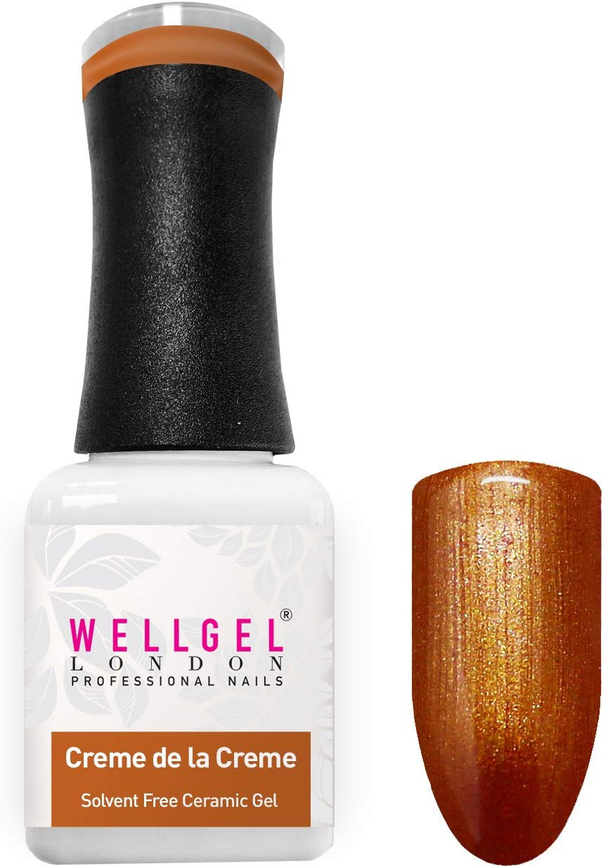 WellGel London Gel Nagellak, Creme Dela Creme 10 ml