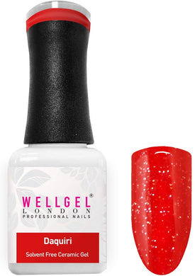 WellGel London Gel Nagellak, Daquiri 10 ml