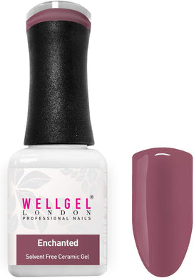 WellGel London Gel Nagellak, Enchanted 10 ml