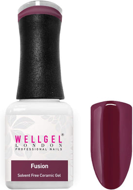 WellGel London Gel Nagellak, Fusion 10 ml