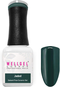 WellGel London Gel Nagellak, Jaded 10 ml
