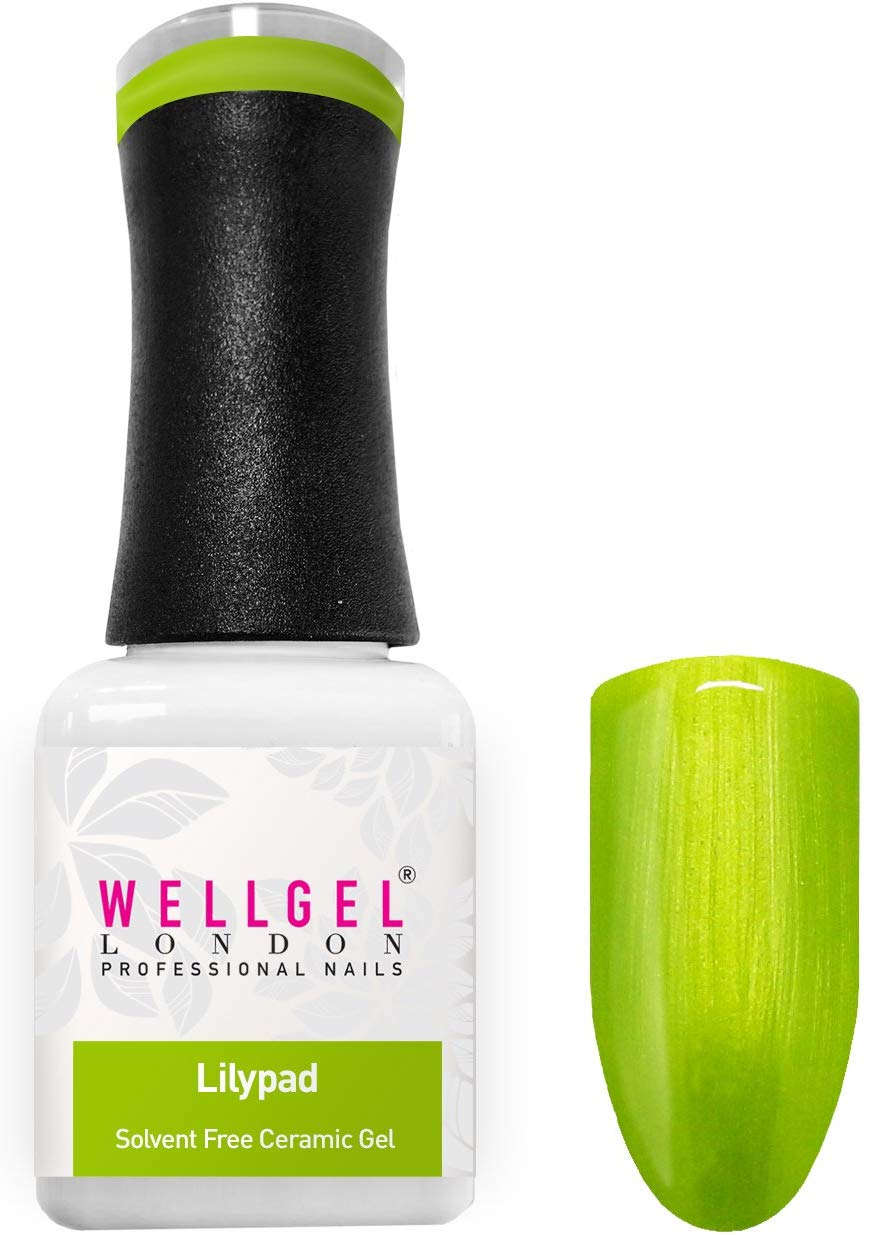 WellGel London Gel Nagellak, Lilly Pad 10 ml