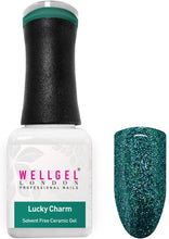 Afbeelding in Gallery-weergave laden, WellGel London Gel Nagellak, Lucky Charm 10 ml