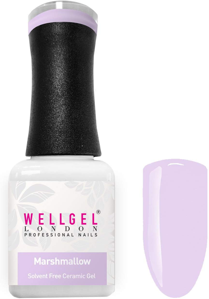 WellGel London Gel Nagellak, Marshmellow 10 ml