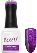 Afbeelding in Gallery-weergave laden, WellGel London Nail Gel Polish, Popping Candy 10 ml