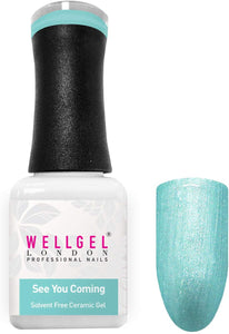 WellGel London Nail Gel Polish, I Sea you  10 ml
